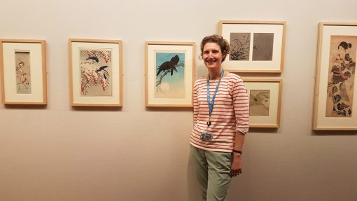 Kate Newnham, Senior Curator at Bristol Museum & Art Gallery