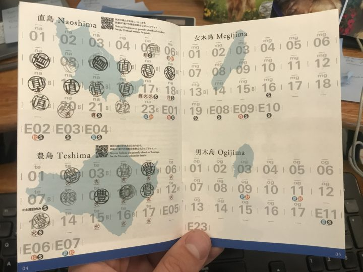 Setouchi Triennale passport