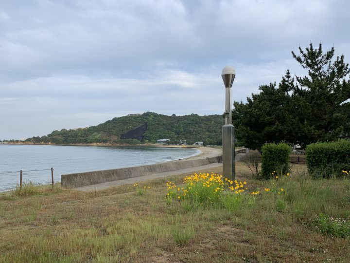 Beach on Naoshima