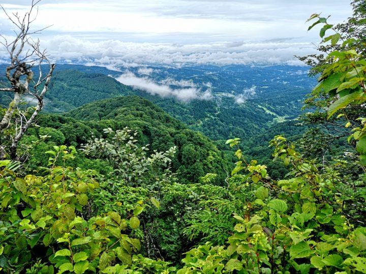 Shin-Etsu trail autumn in japan