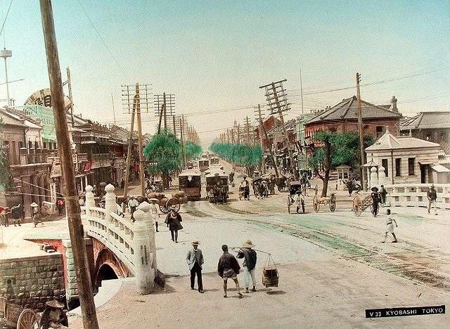 19th Century Tokyo