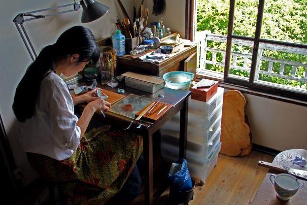 Mio Heki interview - Kyoto Journal