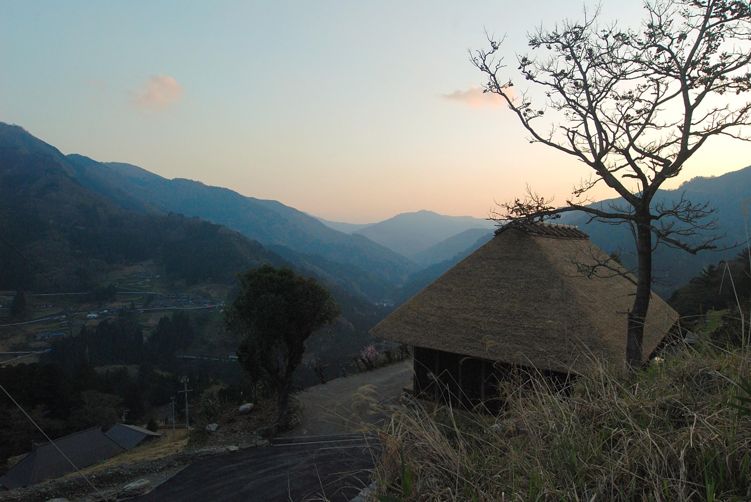 Iya Valley rural farmhouse stay