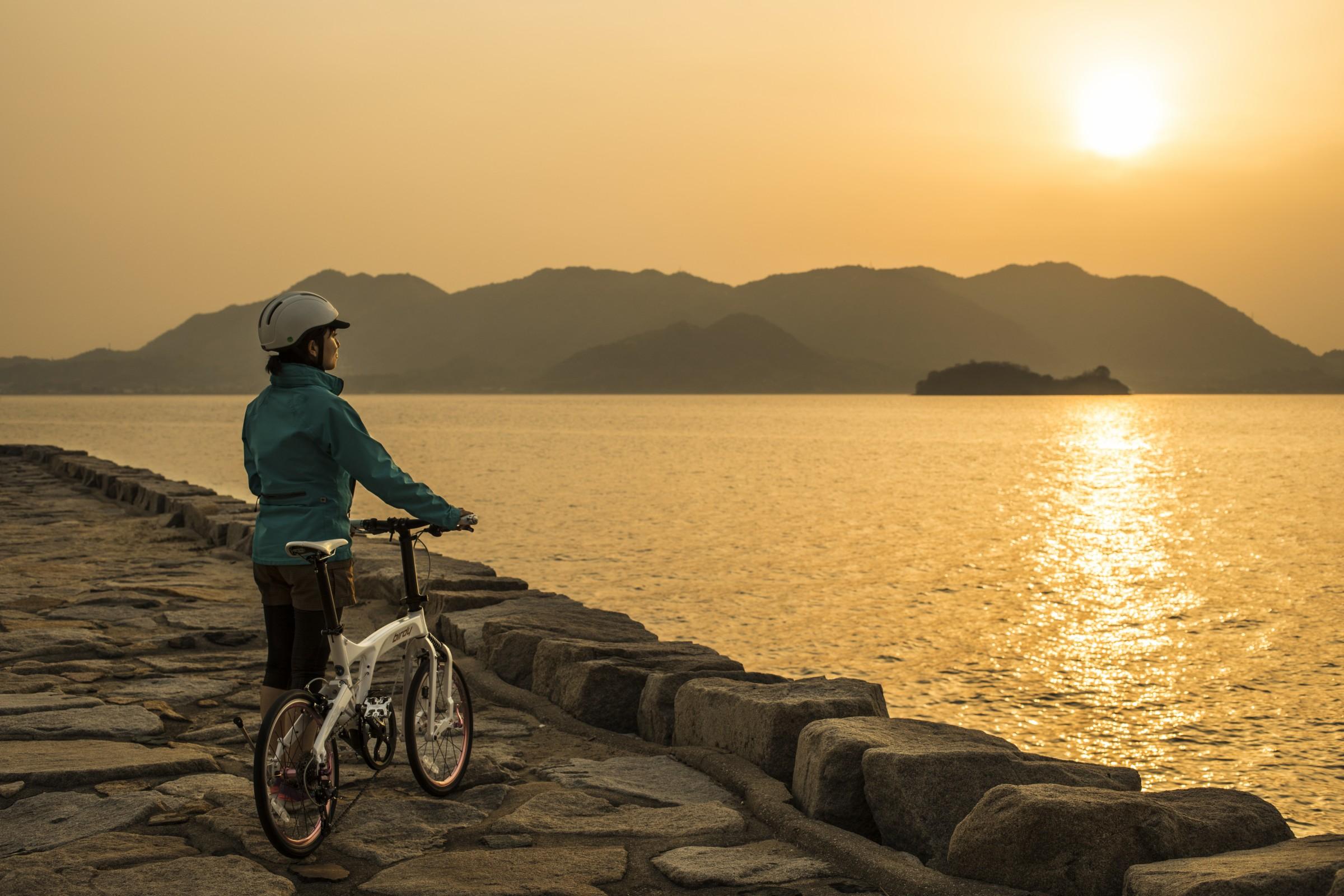 Cycling the Shimanami Kaido