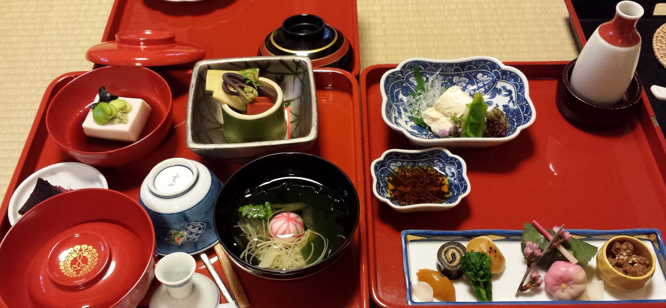 Shojin ryori, vegan Buddhist cuisine